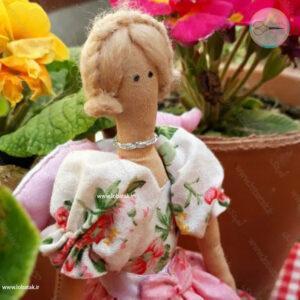 عروسک تیلدا شماره یک