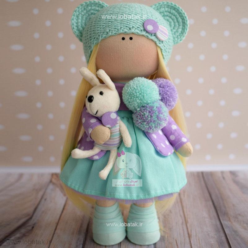 الگوی لباس عروسک روسی دانلود الگوی عروسک روسی شماره سه