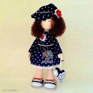 دانلود الگوی عروسک روسی شماره سه | لعبتک