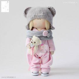 دانلود الگوی عروسک روسی مدل شماره چهار | لعبتک