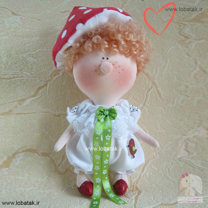 دانلود الگوی عروسک روسی شماره ۶ | لعبتک