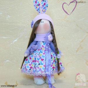 دانلود الگوی عروسک روسی شماره 6 | لعبتک