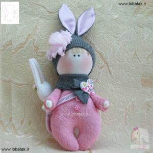 دانلود الگوی عروسک روسی شماره 9 | لعبتک