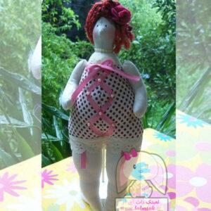 دانلود الگوی عروسک تیلدا چاق | لعبتک