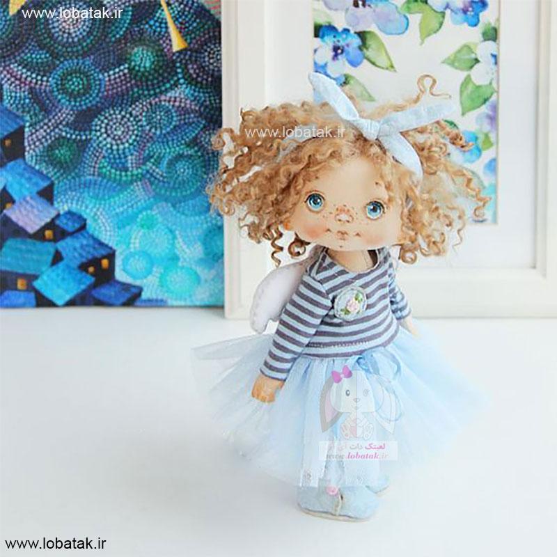 دانلود الگوی عروسک مونیکا | لعبتک