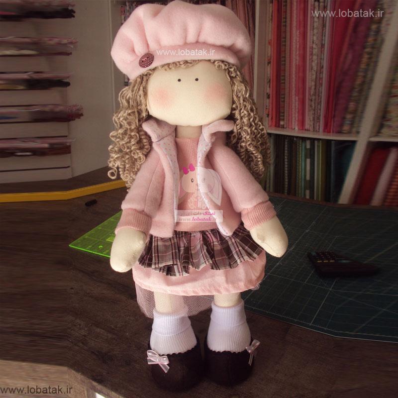 دانلود الگوی عروسک روسی شماره سه    لعبتک
