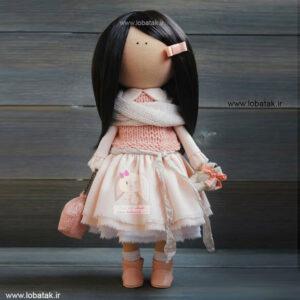 دانلود الگوی عروسک روسی مدل شماره چهار   لعبتک