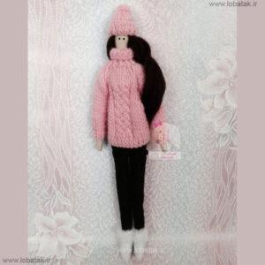 دانلود الگوی عروسک تیلدا مدل 4 | لعبتک